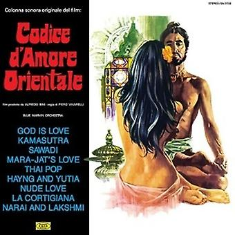 Blå Marvin Orchestra - Codice D'Amore Orientale [Vinyl] USA importerer
