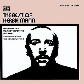 Herbie Mann - Best of Herbie Mann [CD] USA import
