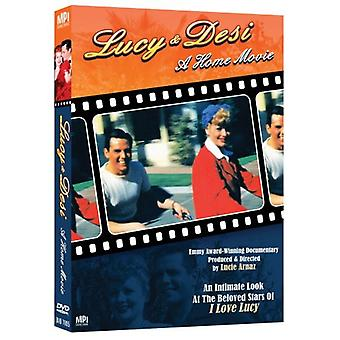 Lucy & Desi: A Home Movie [DVD] USA import