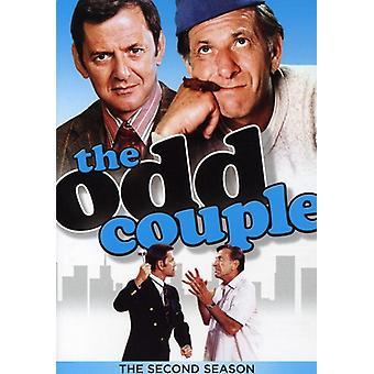 Estranho casal - Odd Couple: importação EUA Season 2 [DVD]
