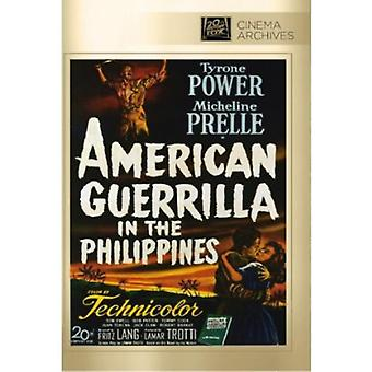 American Guerrilla in the Philippines [DVD] USA import