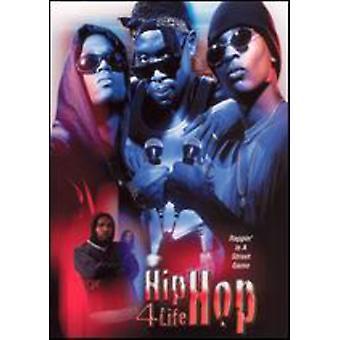 Hip Hop 4 Life [DVD] USA import