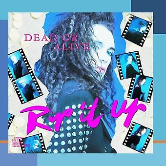 Dead or Alive - Rip It Up [CD] USA import