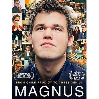 Magnus [DVD] USA import