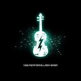 Vitamin String Quartet - Vsq Performs Lady Gaga [CD] USA import