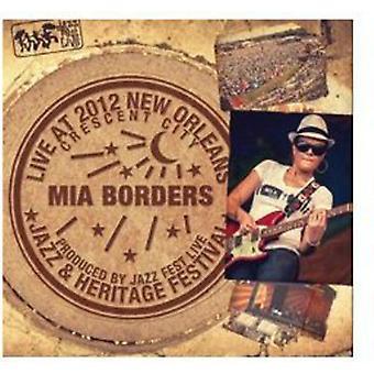 Mia grænser - Live på Jazzfest 2012 [CD] USA import