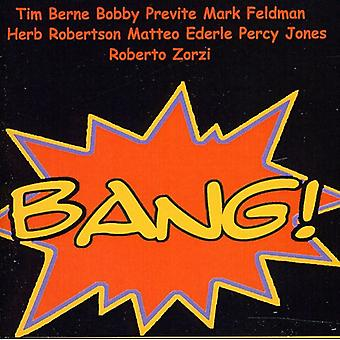 Tim Berne - Bang! [CD] USA import