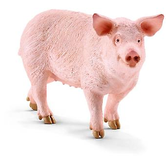 Schleich Pig (Toys , Dolls And Accesories , Miniature Toys , Animals)
