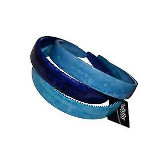 Babyliss PRO: Alice Band Trio licht/Medium/donker blauw