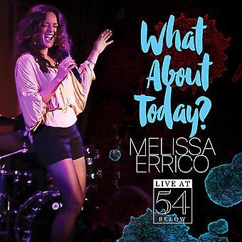 Melissa Errico - hvad med i dag? -Live på 54 nedenfor [CD] USA import