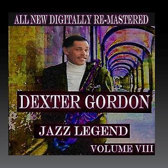 Dexter Gordon - Dexter Gordon - Volume 8 [CD] USA import
