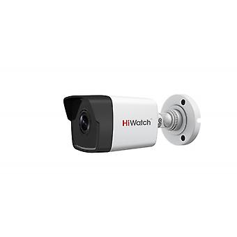 HiWatch DS I130 1MP Bullet network camera, 720 p, ONVIF, IP67, PoE,