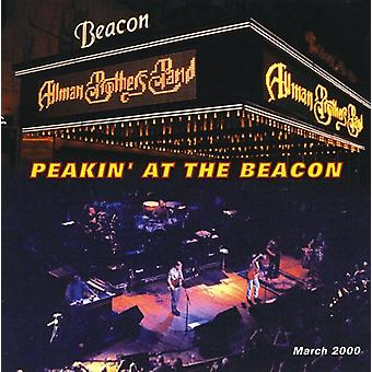 Allman Brothers Band - Peakin' at the Beacon [CD] USA import