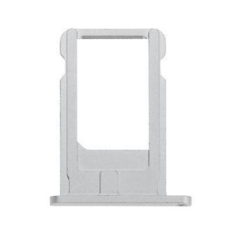 iPhone 6 SIM kortin haltija-hopea