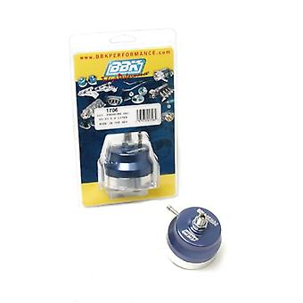 BBK 1706 Fuel Pressure Regulator - Fully Adjustable - CNC Machined Billet Aluminum - Direct Fit for Ford Mustang 5.0 And