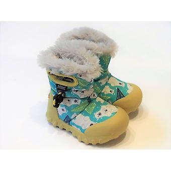 Bogs Baby Bogs Waterproof Snow Boots With Warm Lining