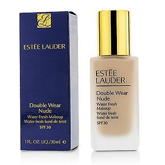Estee Lauder dobbelt slid nøgen vand frisk Makeup SPF 30 - # 1C 2 Petal - 30ml/1 ounce