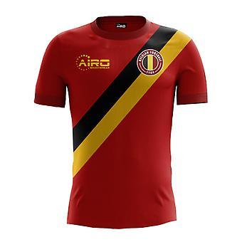 2018-2019 Belgium Home Concept Football Shirt