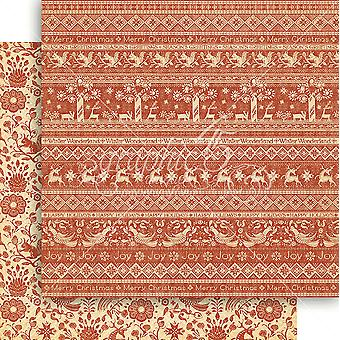 Winter Wonderland ' Double-Sided Cardstock 12