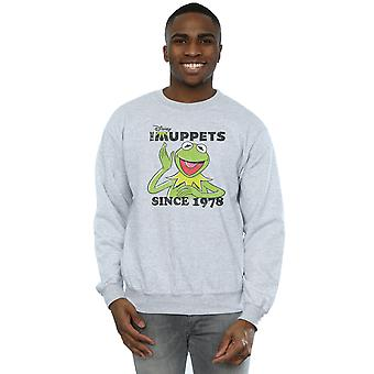 Muppets Men's Kermit Since 1978 Sweatshirt