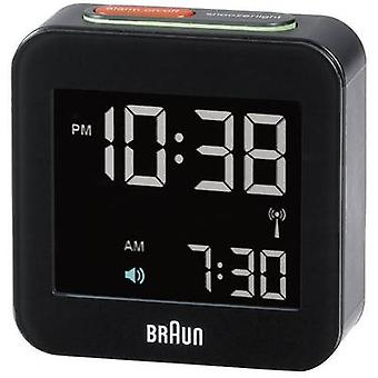 Radio Alarm clock Braun 66015 Black