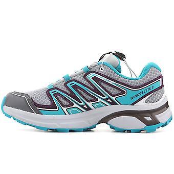 Salomon Wings Flyte 2 W 400707 correr zapatos de mujer