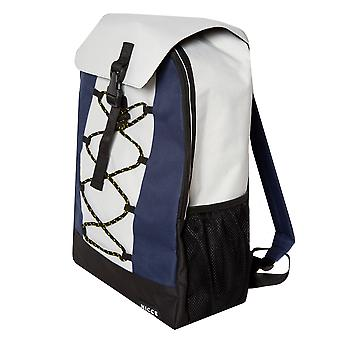 Nicce Powell Camping Backpack - Navy / Sand