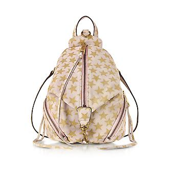 Rebecca Minkoff ladies HH17TGSB66270 pink leather backpack