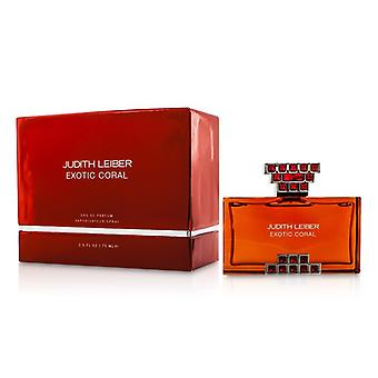 Judith Leiber Exotic Coral Eau De Parfum Spray 75ml/2.5oz