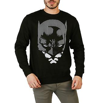 DC Comics Men Sweatshirts Black