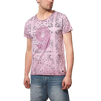 RUSTY NEAL T-Shirt men's numbers violet