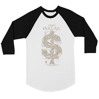 Baum-Dollar Womens Baseball T-Shirt