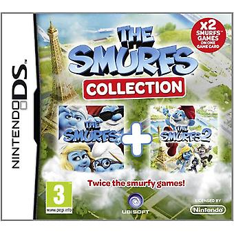 The Smurfs Collection (Nintendo DS)