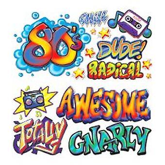 Apoyos de Graffiti de los años 80