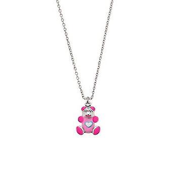 Scout niños collar cadena plata oso Chicas Chicas 261078200
