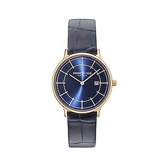 Kenneth Cole New York women's watch wristwatch leather KC15057002