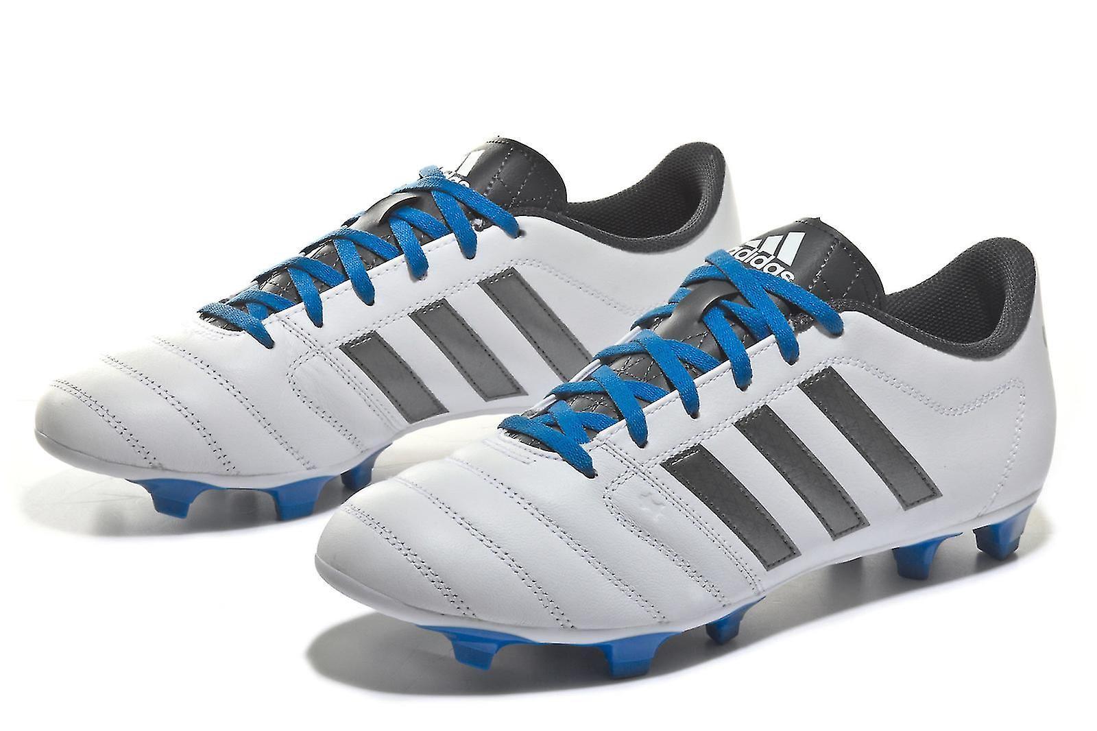 adidas Gloro 16.2 Fg Junior Football Boots White UK3.5/EU36