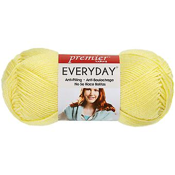 Deborah Norville Collection Everyday Solid Yarn-Baby Yellow