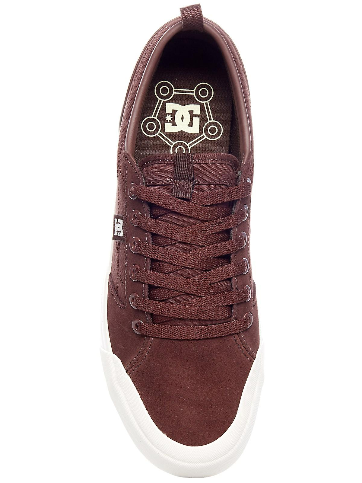 DC Evan Smith Signature Brown-Gum Signature Smith Series Shoe 5f20c1