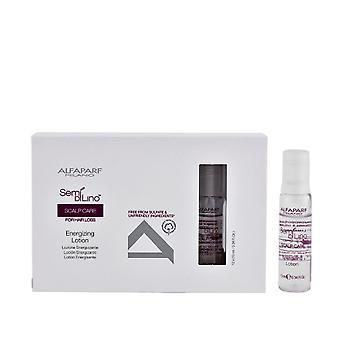 Alfaparf Semi Di Lino Scalp Energising Lotion 12x10ml