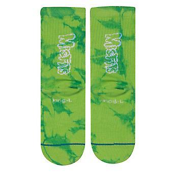 Stance Misfits Boys Socks - Green