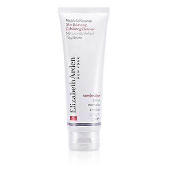 Elizabeth Arden Visible Difference Skin Balancing Exfoliating Cleanser (Combination Skin) - 125ml/4.2oz