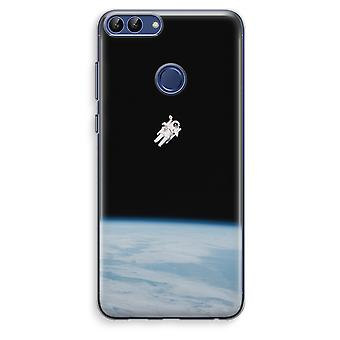 Caja transparente de Huawei P Smart (suave) - solo en el espacio