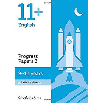 11+ English Progress Papers Book 3 - KS2 - Ages 9-12 - 9780721714752 B