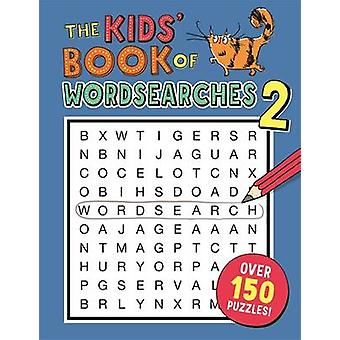 Barnens bok Wordsearches 2-150 begrepp och genombrott som