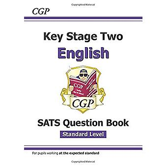 New KS2 English Targeted SATS Question Book - Standard Level by CGP B