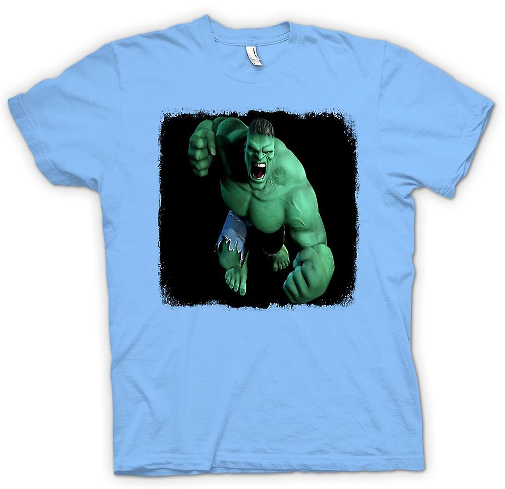 Mens t-skjorte - Incredible Hulk - knyttneve