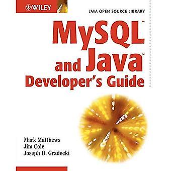 MySQL og Java Developer's Guide (Java åpen kildekode bibliotek)