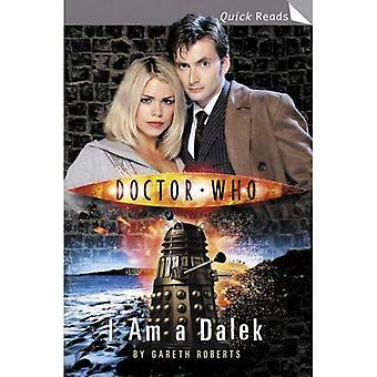 Arts die, ik ben een Dalek (snelle leest)