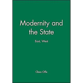 Modernity and the State: East, West